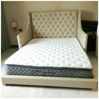 Semi Tufted Bed ขนาด 5'