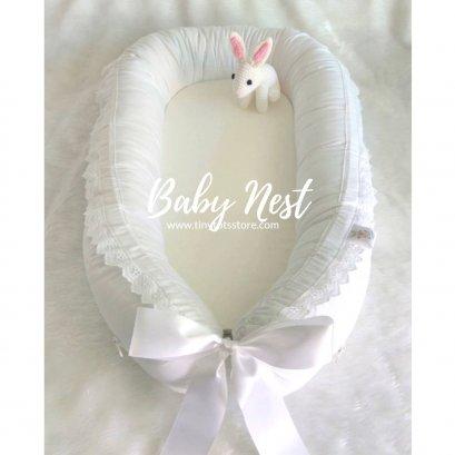 Baby Nest, ขาวลูกไม้