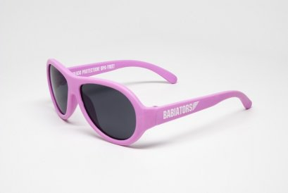 Babiators – Navigator / Polarized Princess Pink Mirrored Lens ( 3-5Y )