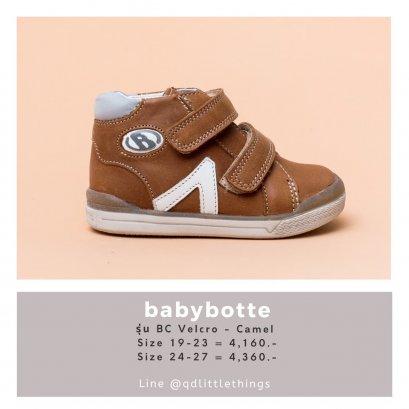BabyBotte : BC Velcro - Camel