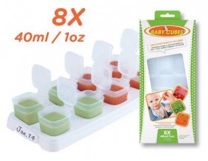 Baby Cubes - 40 ml / 1 oz ( 8 pcs. )