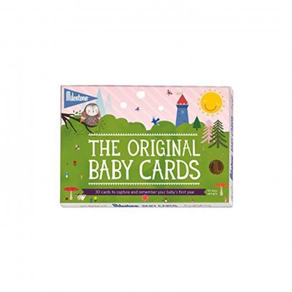 Baby Milestone - LIMITED EDITION BABY CARD