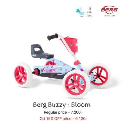 Berg - Buzzy Bloom