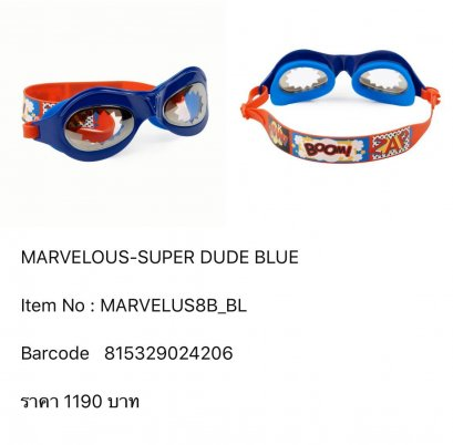 Bling2O - Marvelous ( Super Dude Blue )