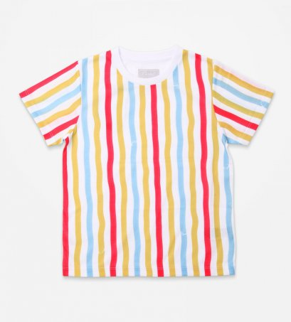 Cartel - Rainbow Straight Tee