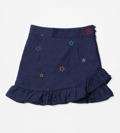Cartel - Starry Night Skirt ( Galaxy )