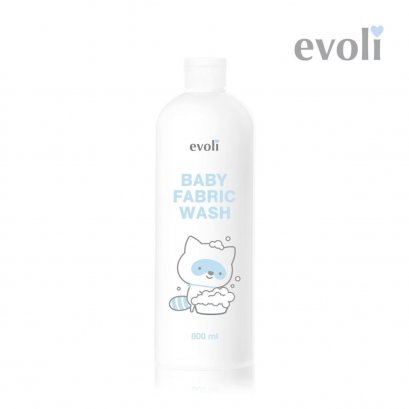 Evoli - Baby Fabric Wash ( 800 ml )