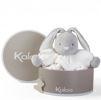 Kaloo - Plume Large Chubby Cream Rabbit