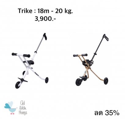 Micro Scooter : Trike