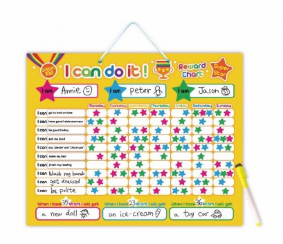 Magnet Board - I can do it