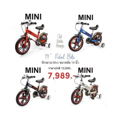 "Mini - 14"" Pedal Bike"