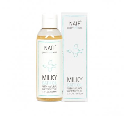 NAïF - Milky Bath Oil ( 100 ml )