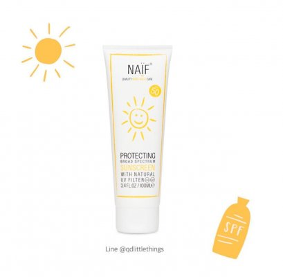 NAïF - Protecting Sunscreen SPF 50 ( 100 ml )