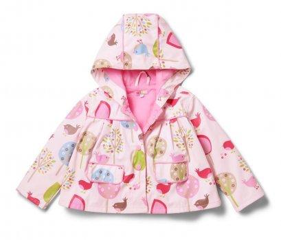Penny - Raincoat ( Chirpy Bird )