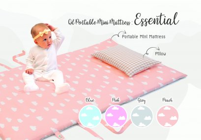 Qd Portable Mini Mattress : Essential