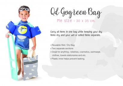 Qd Gogreen Bag : Me size
