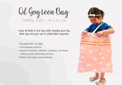 Qd Gogreen Bag : Family size
