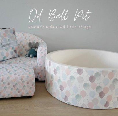 Qd Ball Pit - Get Carried Away