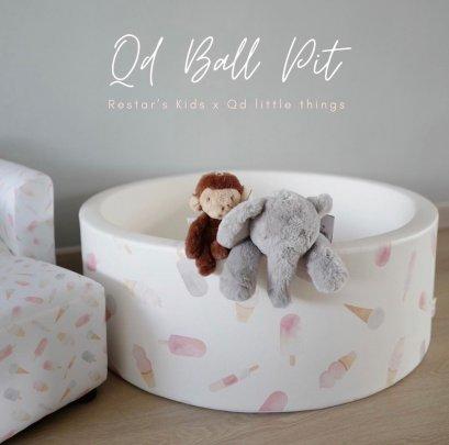 Qd Ball Pit - Popsicles
