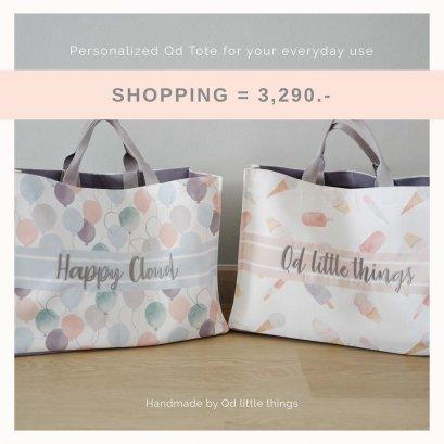 Qd Tote - Shopping