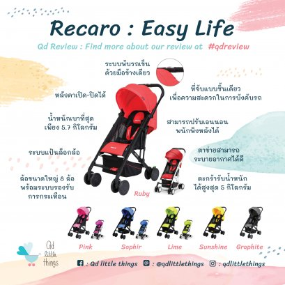 Recaro - Easy Life
