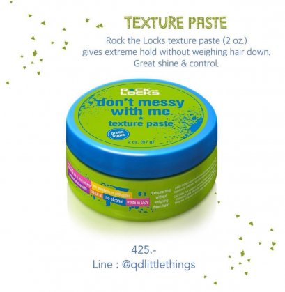 Rock the Locks - Texture Paste 57g