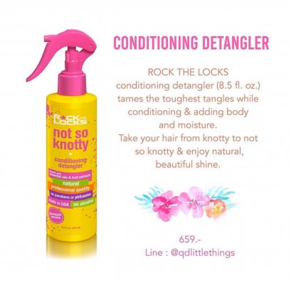 Rock the Locks - Conditioning Detangler 150ml