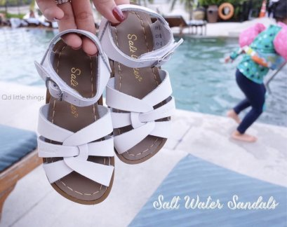 Salt Water - Sandals ( White )