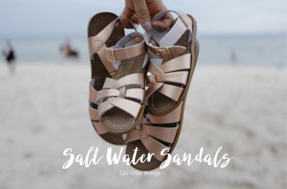 Salt Water - Sandals ( Rose Gold )