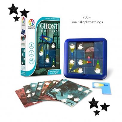 Smart Game - Ghost Hunters