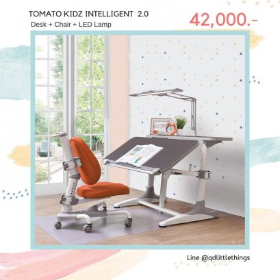 Tomato KidZ - Intelligent 2.0 ( Graphite Desk )