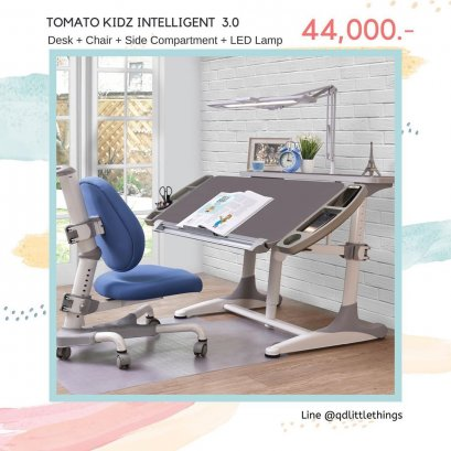 Tomato KidZ - Intelligent 3.0 ( Graphite Desk )