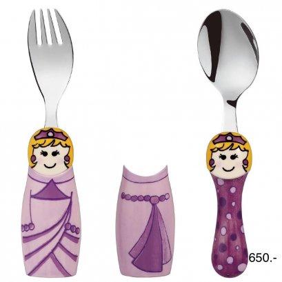 Eat4FUN -Duos Purple Princess