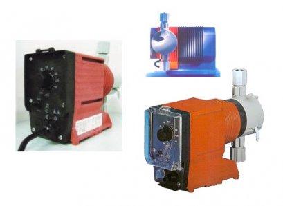 Prominent ปั๊มจ่ายสาร , Metering Pumps