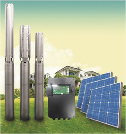 Samking Solar Pump แซมคิง โซล่าปั๊ม ปั๊มบาดาล AC/DC