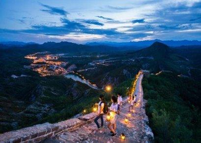 กำแพงเมืองจีน สิ่งมหัศจรรย์ของโลก