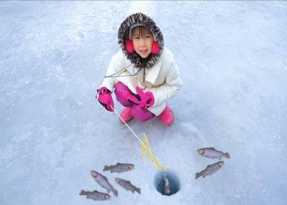 ทัวร์เกาหลี-เทศกาลตกปลาน้ำแข็ง