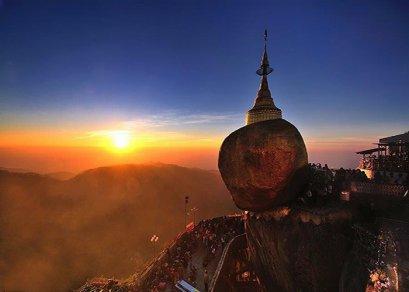 10 วัดและสิ่งศักดิ์สิทธิ์แห่งพม่า ต้องไปในครั้งแรก