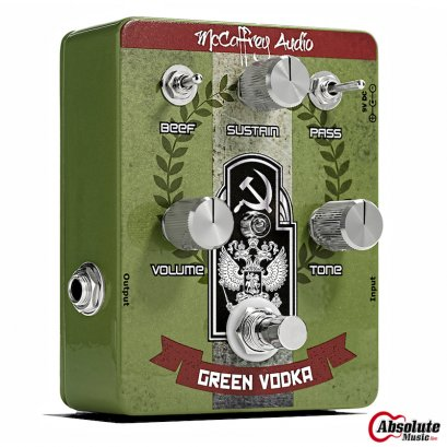 Green Vodka Muff Fuzz