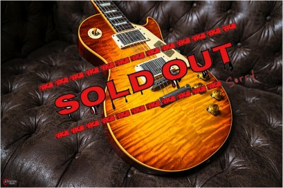 Gibson Custom Shop Re1959 Hand Select Tom Murphy Burst.