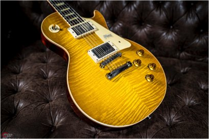 Gibson Custom Shop Re1959 M2M 60th Anniversary Hand Select Heavy Aged.