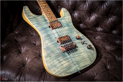 Luxxton El Machete Custom Flame Top