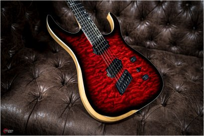 Ormsby Run11 Hype Gtr Multiscale Red Dead Burst