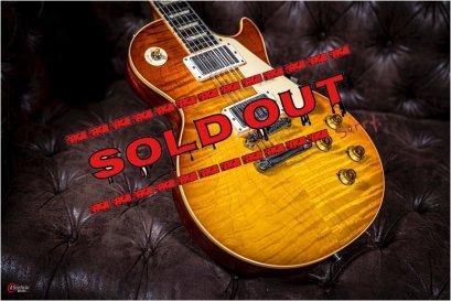 Gibson Custom Shop Re1959 60th Anniversary Vos