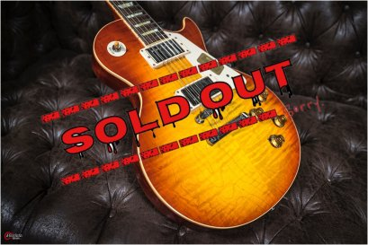 Gibson Custom Shop Re1959 Gloss Transition Burst