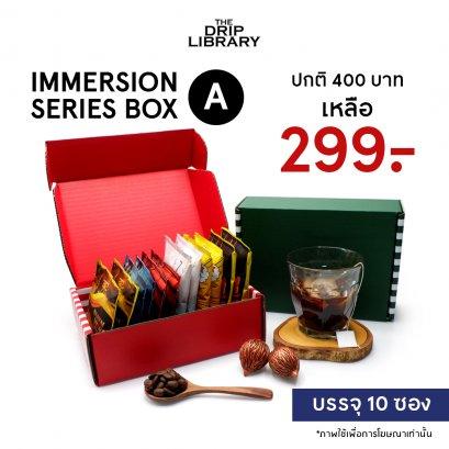 Immersion Box Set A