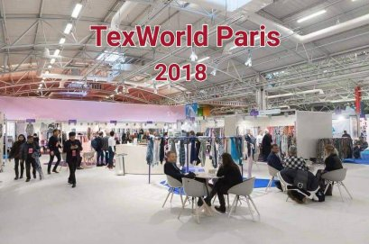 Best Buttons Thailand ณ งาน Texworld Paris 2018