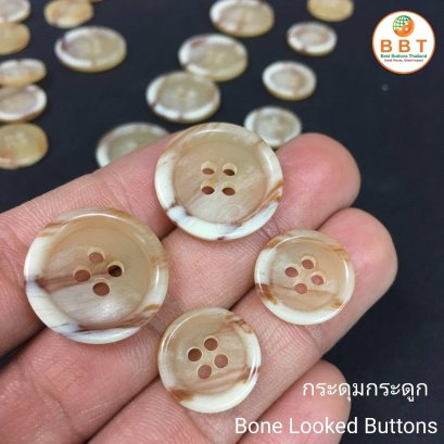 Bone Looked Buttons