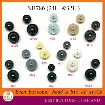 Suit Buttons (Matte)