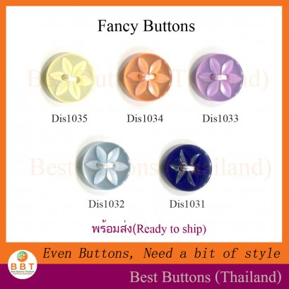 Fancy buttons